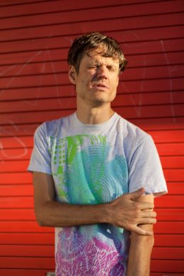 drummers journal greg saunier deerhoof sun portrait red door