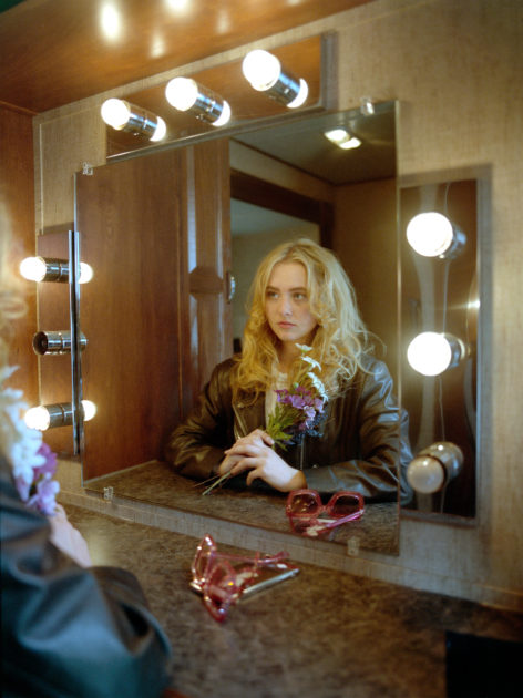 little women on set i-d magazine online bbc kathryn newton actress