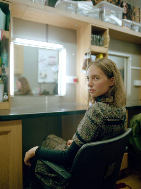 little women on set i-d magazine online bbc maya hawke