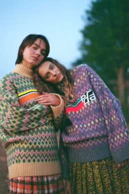 Jalouse Magazine Farm Fashion Editorial Moncreiffe Sisters