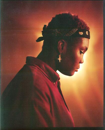 Portrait of musician Arlo Parks